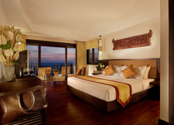 Seaview Deluxe Room for $30 USD a night